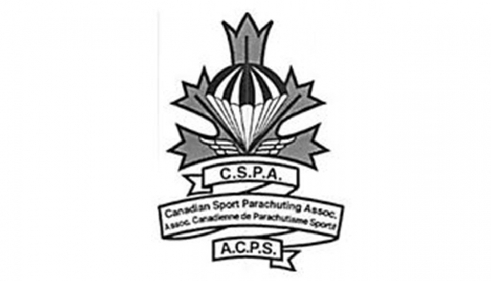 Letter of support – Canadian Sport Parachuting Assoc.