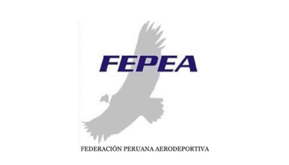 Letter of support – Federacion Peruana Aerodeportiva